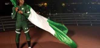 Nigerian bobsled pilot recognised as first African winter and summer Olympian