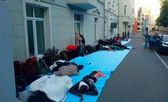 FG to evacuate 230 Nigerians stranded in Russia