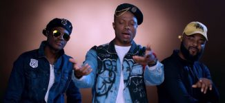 VIDEO: VJ Adams teams up with Vector, Sound Sultan, MI to 'Define Rap'