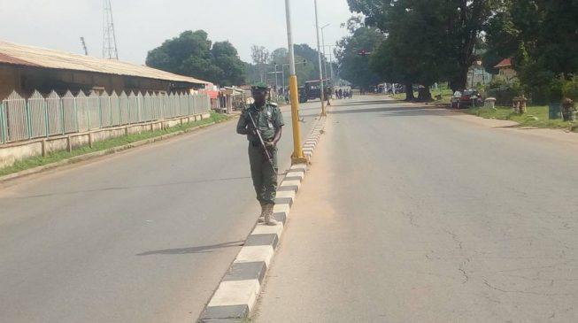 Banks, offices, schools shut in Kaduna over Zakzaky's trial