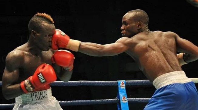 Lightweight champion, Joe Boy, to defend title at 15th GOtv Boxing Night