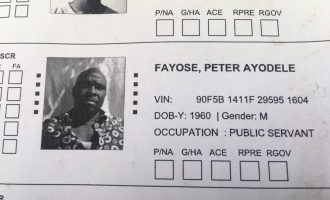 Voters in shock over Fayose's absence at polling unit