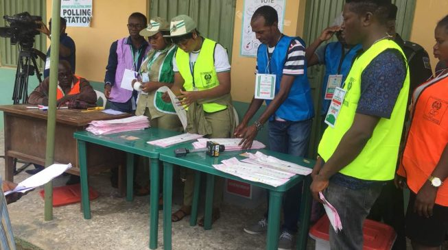 Ekiti poll: INEC officials arrived polling units early, says YIAGA