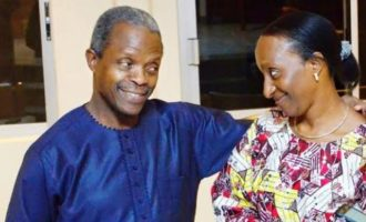 'You are as beautiful as the day I met you'—Osinbajo eulogises wife on 51st birthday