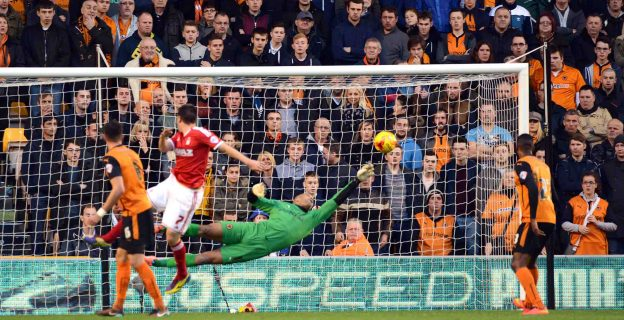 All hail Carl Ikeme, the eagle in the wolf pack