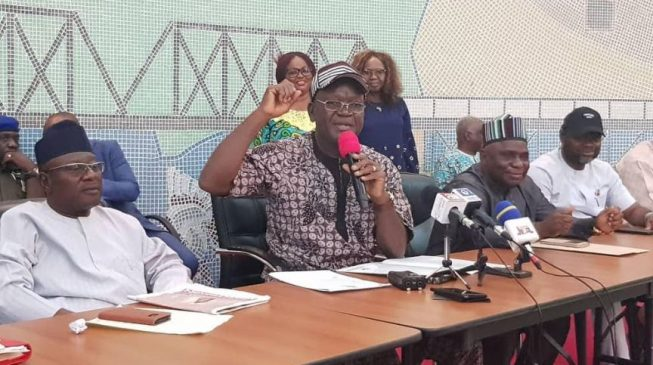 APC suffers fresh loss in Benue as 13 LG chairmen join PDP