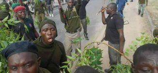 Tsav describes police protest as act of treason