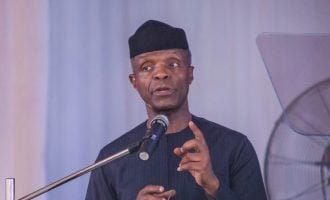 Your understanding of restructuring is vague, Osinbajo replies Atiku