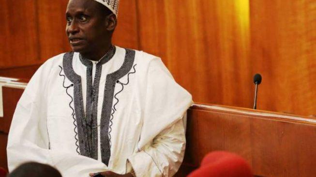 Katsina senator: There'll be no peace until Saraki resigns