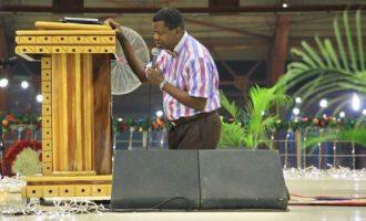 Adeboye promises manifestation of God's grace as RCCG convention kicks off