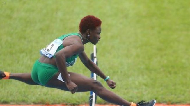Amusa wins first medal for Nigeria in Asaba