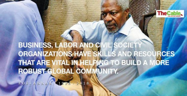 On education, development and globalisation… 10 wise sayings of Kofi Annan
