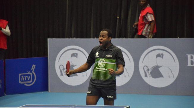 Quadri through to final of Nigeria Open