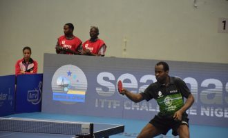 Quadri, Toriola scale through to second round of Nigeria Open