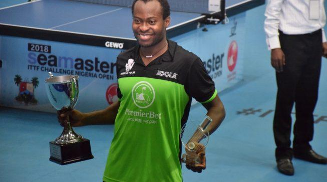 Aruna Quadri wins Nigeria Open