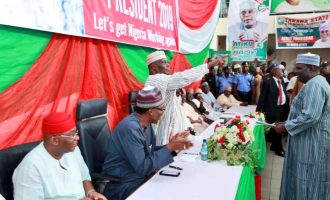 Atiku: Whether I win or lose the presidential ticket, I'll work for success of PDP