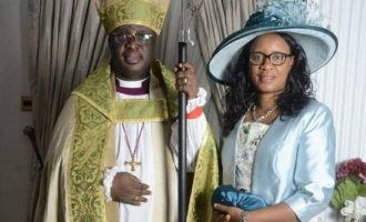Here comes the revivalist bishop of Lagos