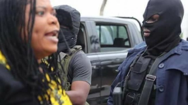 Daughter of a judge, Asari-Dokubo's sister, Ibori's ex-aide … the female lawmaker who confronted DSS operatives