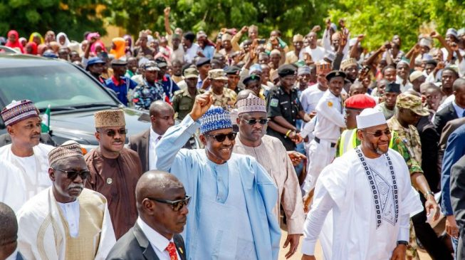 PMB: The first president of northern Nigeria