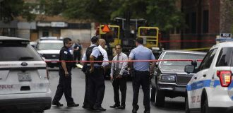 44 people shot in Chicago within 14 hours