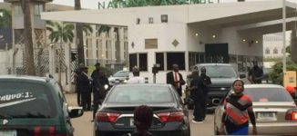 Democracy is on trial, says Saraki's spokesman on blockade of national assembly