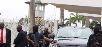 N'assembly siege: APC says DSS operatives averted Saraki's plot to incite violence