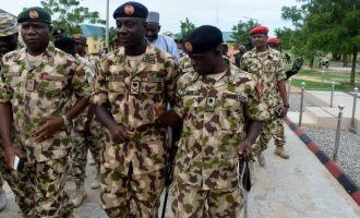Army: We'll discipline those who rebelled at Maiduguri airport