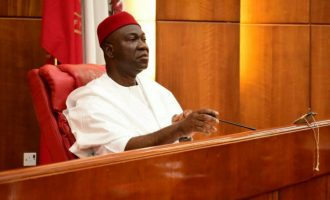 Ekweremadu: If I want to remain in the senate forever, I will