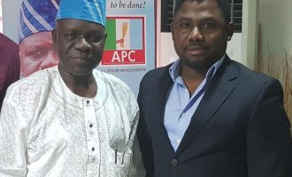 Lekan Fatodu donates website to Lagos APC