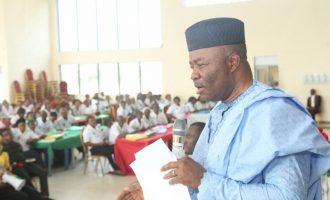 Akwa Ibom 'will make progress' with Akpabio out of PDP
