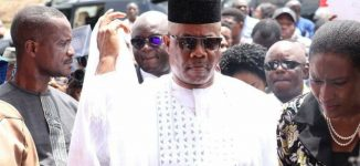 The coward called Godswill Akpabio