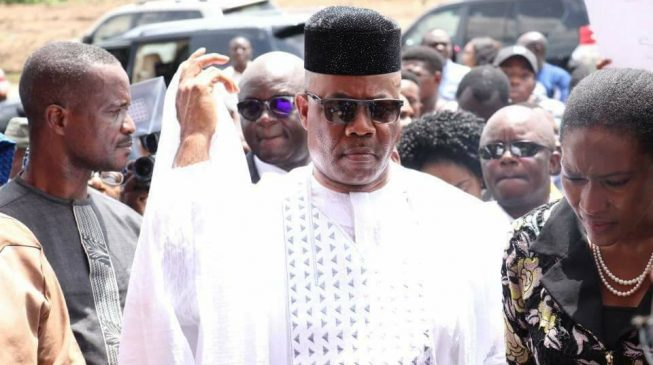 Akpabio still under investigation, says Magu