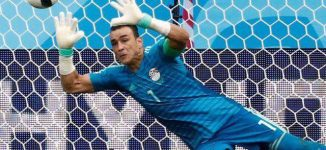 Egypt's El-Hadary, 45, retires from international football