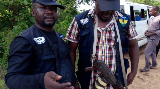 How four policemen were gunned down after arresting kidnappers in Kaduna forest
