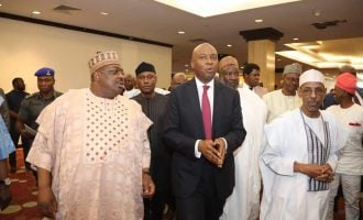 'I'll lead the fight against poverty' — Saraki declares presidential ambition