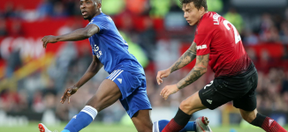 Ndidi, Iheanacho on the losing side as Man United defeat Leicester City