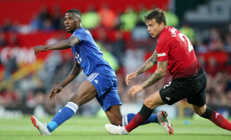 Ndidi, Iheanacho on losing side as Man United defeat Leicester City