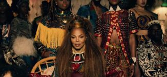 VIDEO: Janet Jackson's first song in three years is a multi-cultural dance party