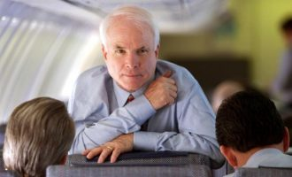 McCain: Another profile in courage and uncommon patriotism