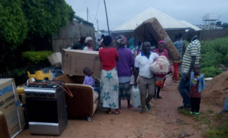Many homeless as flood wreaks havoc in Kaduna