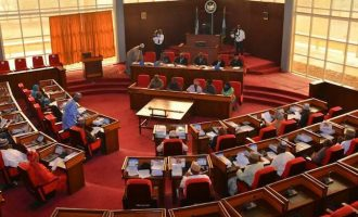 All but one Kwara assembly members defect to PDP