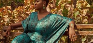 Mercy Johnson on mother's death: No one can teach you when to stop crying