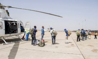 Army: Why some soldiers opened fire at Maiduguri airport
