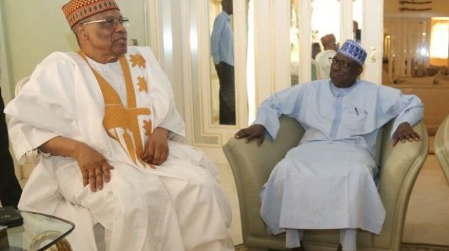 You have my blessing, Babangida assures Makarfi ahead of PDP presidential primary
