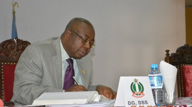 It's official: DSS director from Bayelsa appointed acting DG