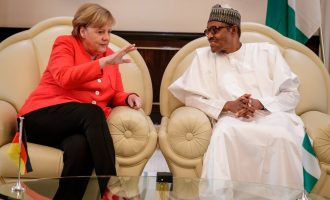 'Buhari is a dictator' — PDP writes Merkel, May