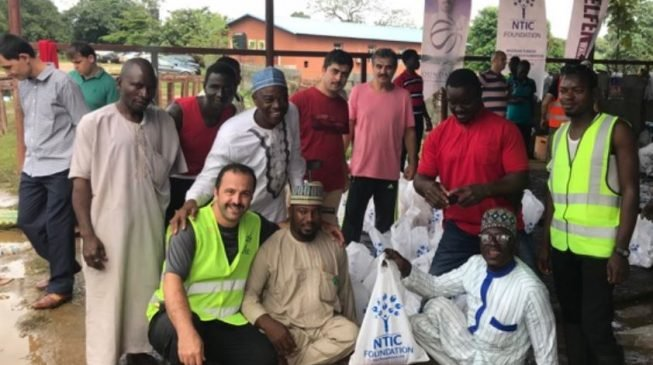 NTIC Foundation spends Sallah with 100,000 Nigerians