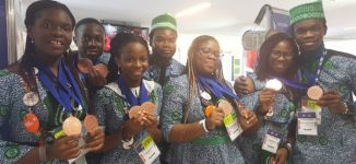 Again, Nigerian students soar at world robotics competition