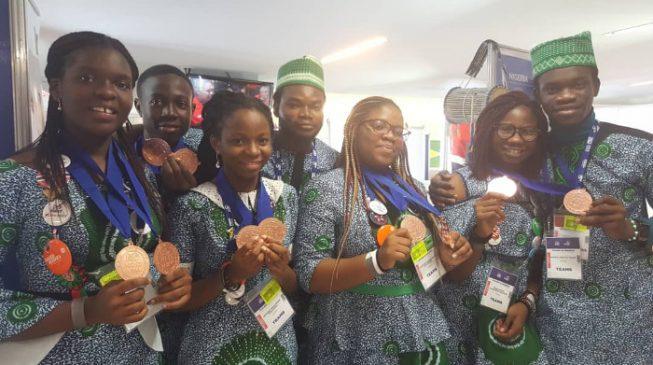 Again, Nigerian students soar at world robotics competition