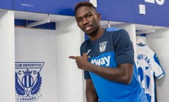 Kenneth Omeruo joins Leganes from Chelsea on loan